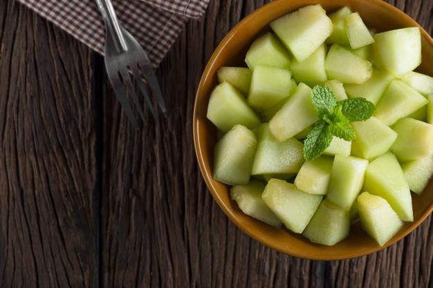 ¿Cómo saber si un melón está listo para comer?