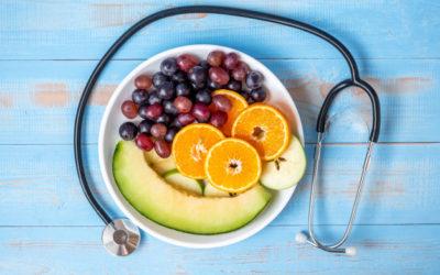 Las propiedades más saludables del melón y la mandarina.