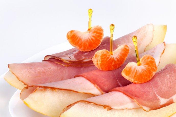 ¿Por qué el verano es del melón y el invierno de la mandarina?