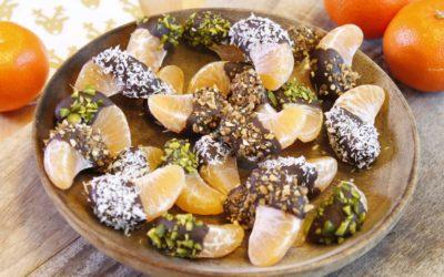 Las dos recetas más conocidas con el melón y la mandarina.